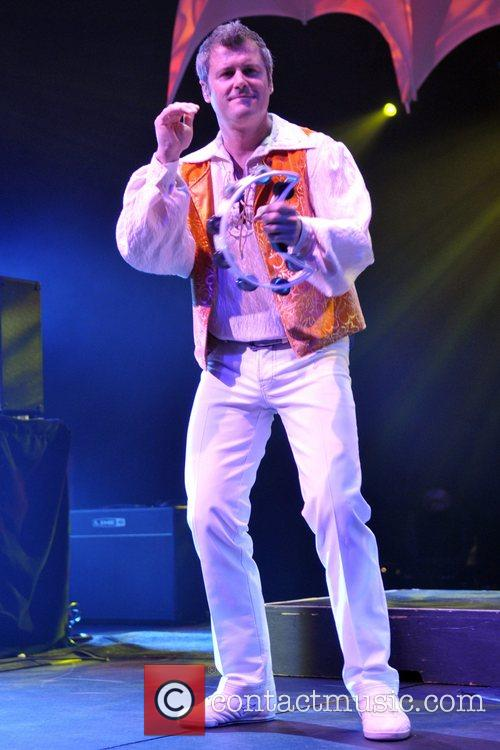 Performs at Hard Rock Live within the Seminole...
