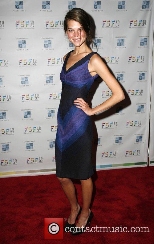 Alexandra Tomlinson  The 2009 Geoffrey Beene Fashion...