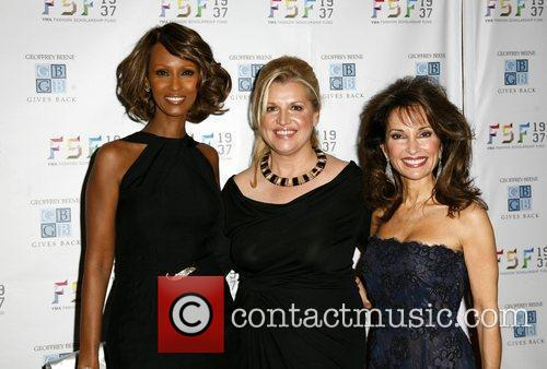 Iman and Susan Lucci 2