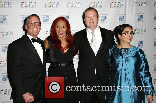 The 2009 Geoffrey Beene Fashion Scholarship Fund Dinner...