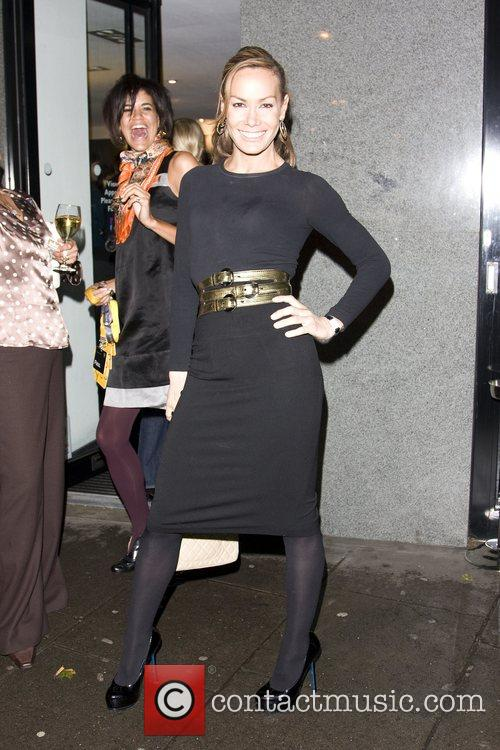 Attends the YOC London Launch Party at the...