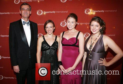 Chris Crane, Jessica Flannery, Elaine Compton and Liesel...