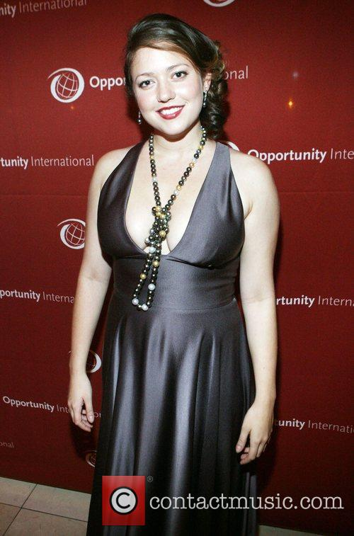 Liesel Pritzker attends The Young Ambassadors for Opportunity...