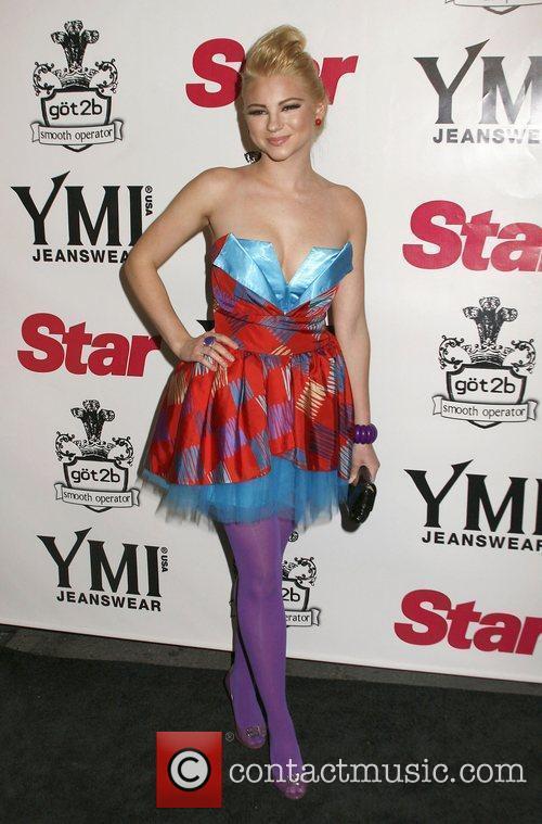 Allie Gonino Star Magazine Event Celebrating 'Young Hollywood'...