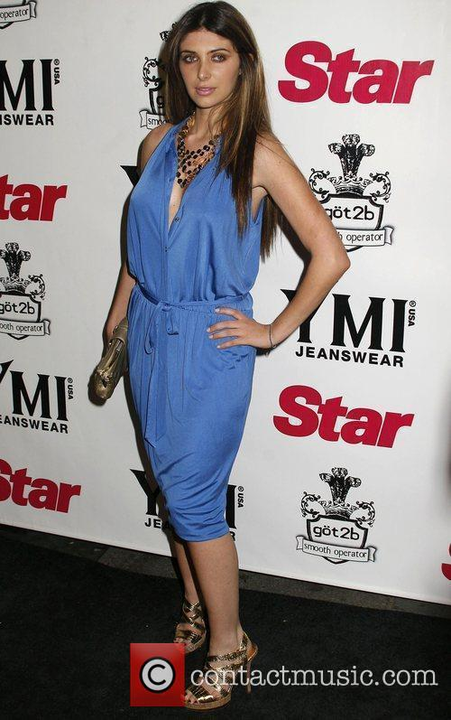 Brittny Gastineau  Star Magazine Event Celebrating 'Young...