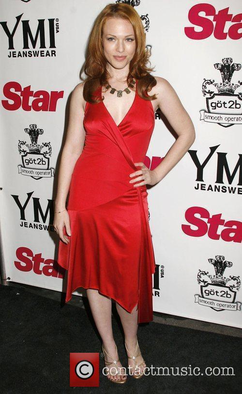 Erin Cummings Star Magazine Event Celebrating 'Young Hollywood'...