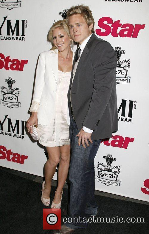 Heidi Montag and Spencer Pratt Star Magazine Event...