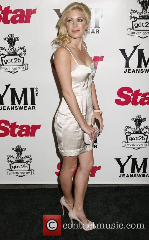 Heidi Montag Star Magazine Event Celebrating 'Young Hollywood'...