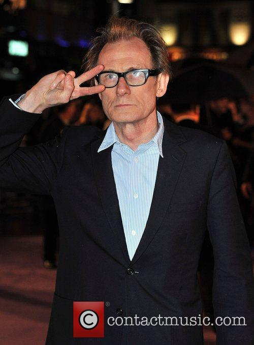 Bill Nighy - The Young Victoria - World premiere held at ...