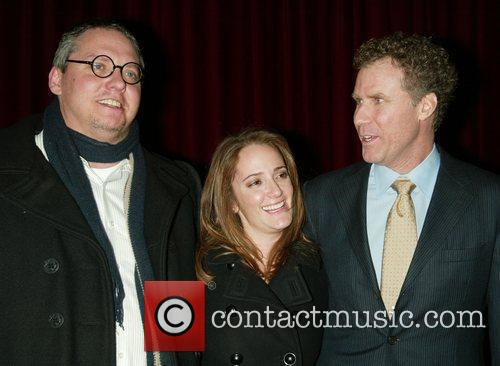 Adam McKay, Guest, Will Ferrell Opening Night After...