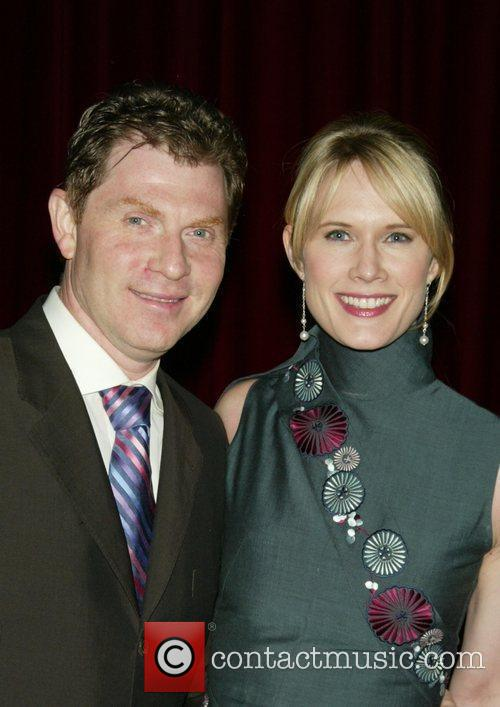 Bobby Flay, Stephanie March Opening Night After Party...
