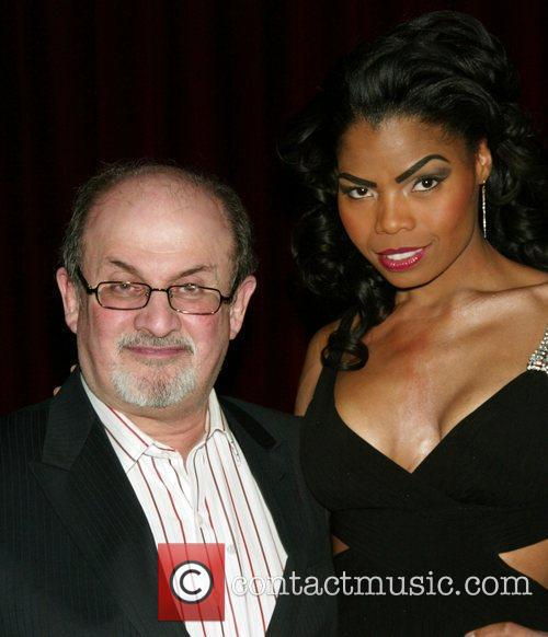 Salmon Rushdie, Pia C. Glenn Opening Night After...
