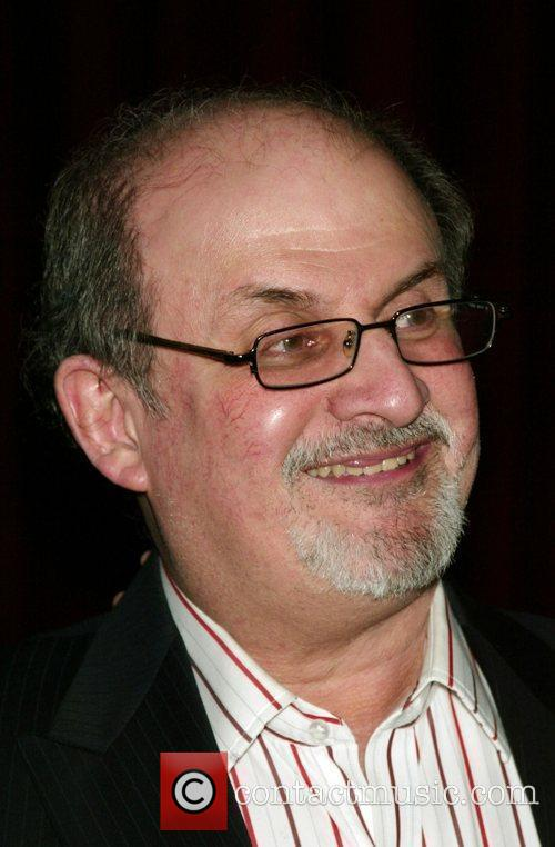 Salmon Rushdie Opening Night After Party for 'You're...