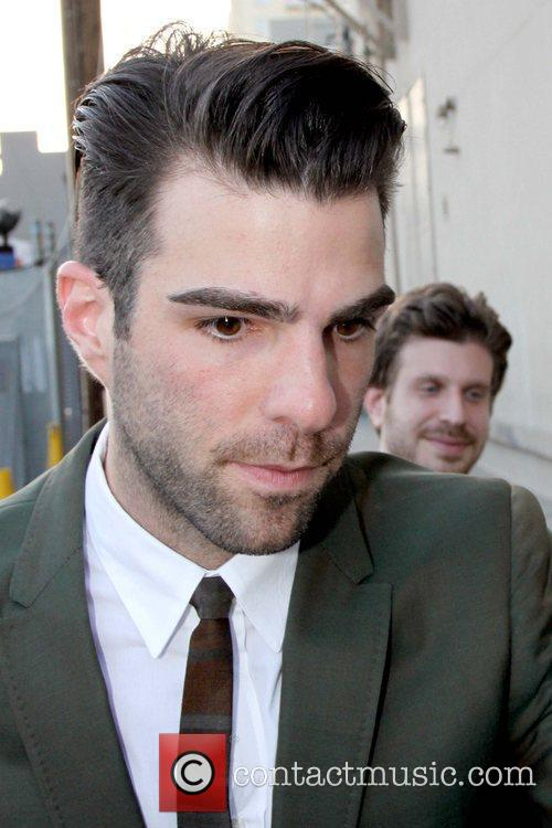 Zachary Quinto and Star Trek 4