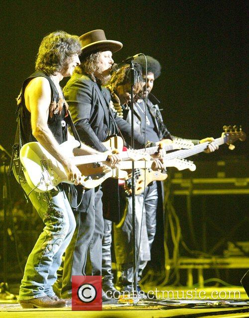 Zucchero performing live in concert at Sydney Entertainment...