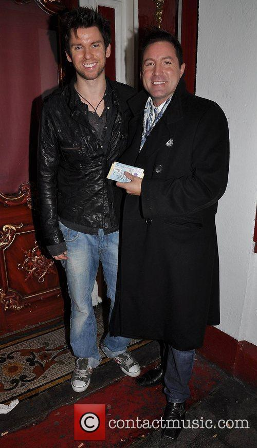 Eoin MacDairmuida, Julian Benson 'Night of 100 Stars'...