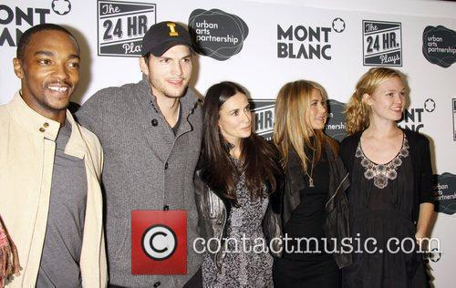Anthony Mackie, Ashton Kutcher, Demi Moore, Jennifer Aniston and Julia Stiles 11