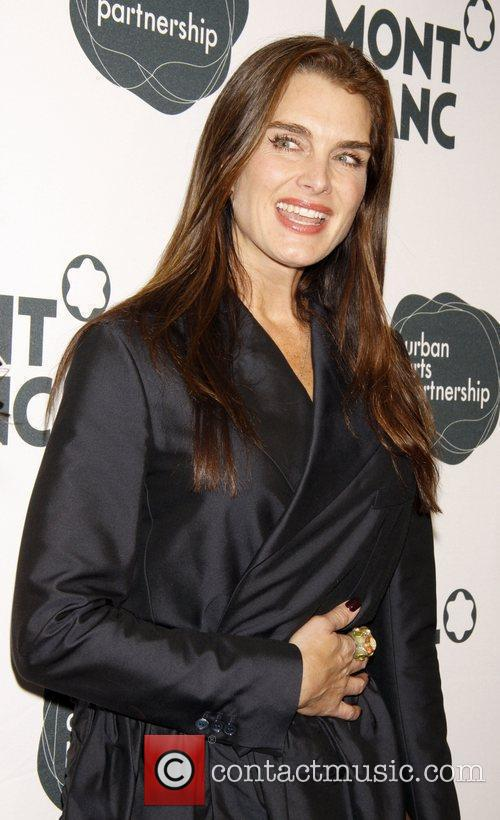 Brooke Shields arrive to the 9th Annual 24...