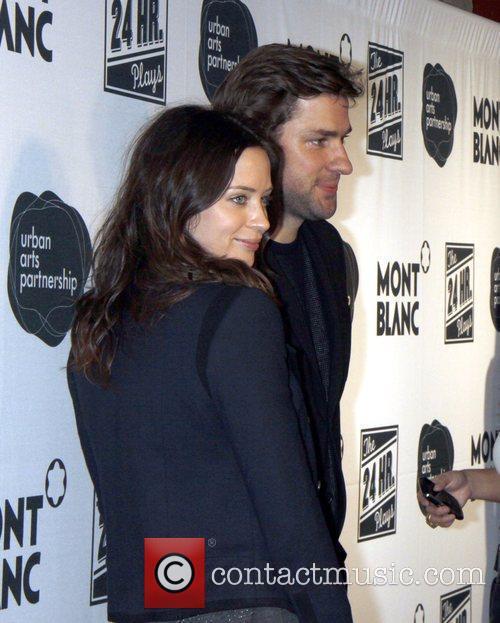 Emily Blunt and John Krasinski 5