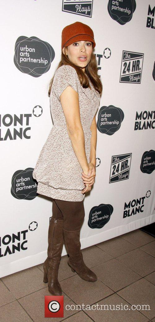 Eva Mendes arrive to the 9th Annual 24...