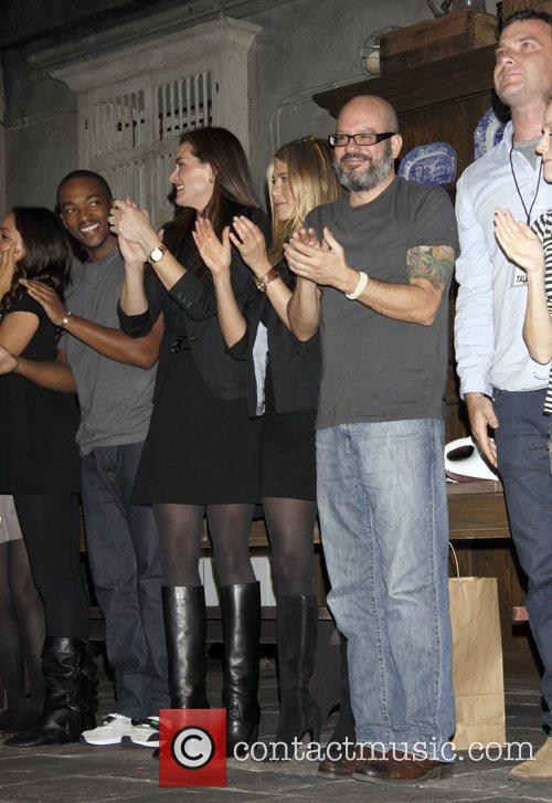 Brooke Shields, Jennifer Aniston, David Cross, Liev Schreiber...