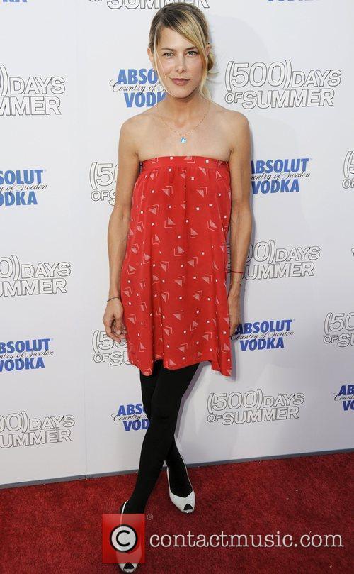Nicole Vicius  Premiere of '500 Days Of...