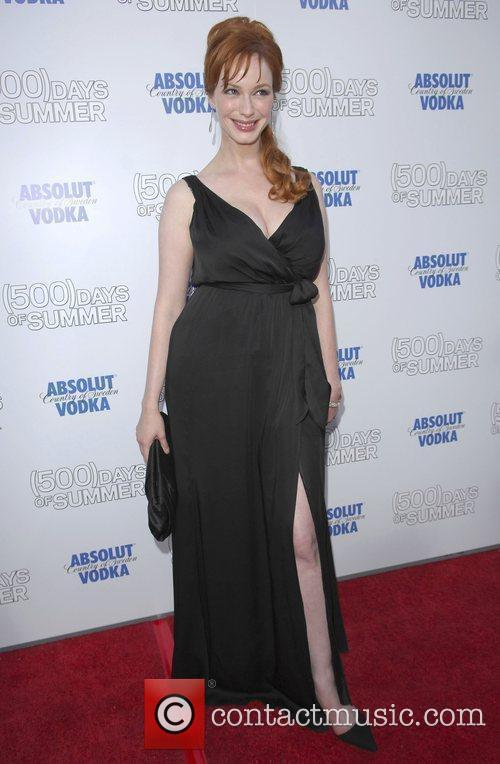 Christina Hendricks and Egyptian Theater 6
