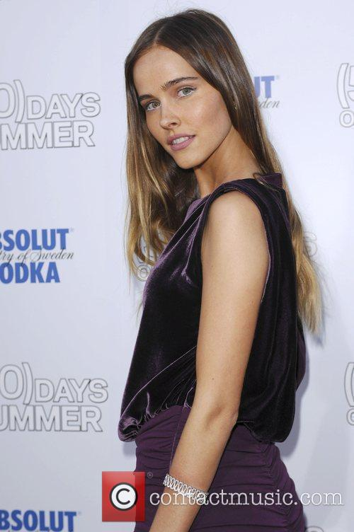 Isabel Lucas and Egyptian Theater 1