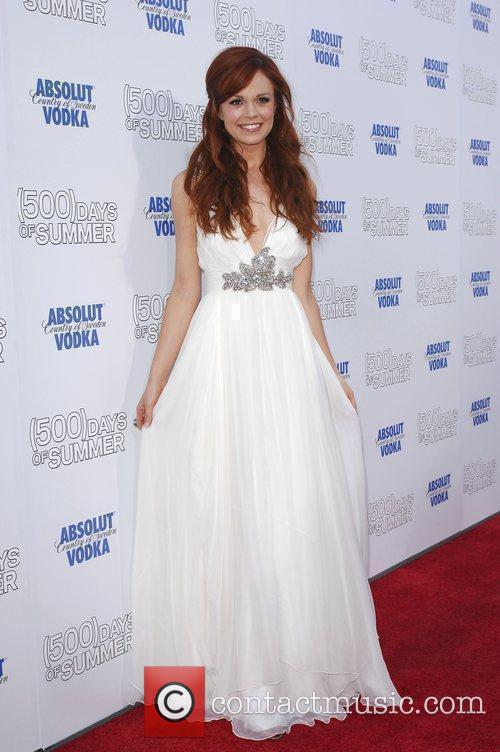 Rachel Boston and Egyptian Theater 3