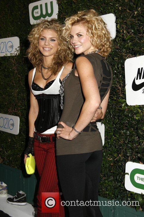 Annalynne Mccord and Angel Mccord 9