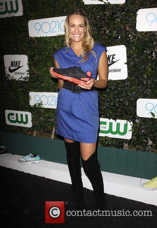 Ashlan Gorse The CW and Nike Present '90210...