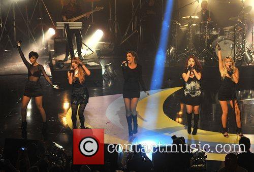 The Saturdays BBC Switch Live held at the...