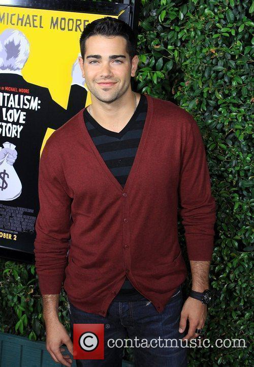 Jesse Metcalfe Los Angeles Premiere of Capitalism: A...