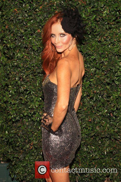 Phoebe Price Los Angeles Premiere of Capitalism: A...