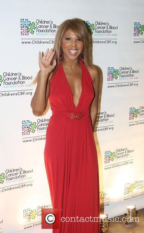 Attends the Children's Cancer & Blood Foundation Breakthrough...