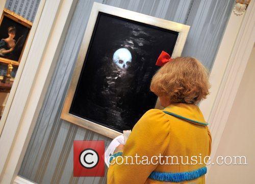Floating Skull - 2006