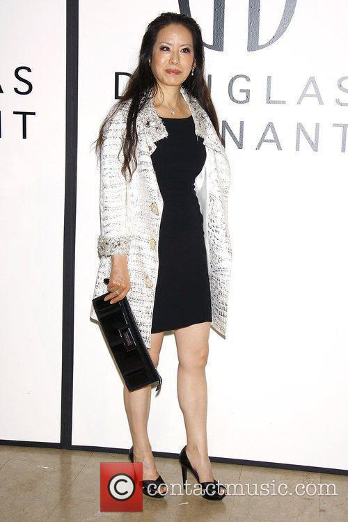 Angela Chang The Opening of Douglas Hannant's Flagship...