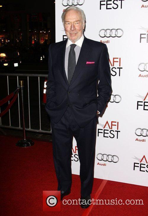 Christopher Plummer 2009 AFI Fest - Screening Of...