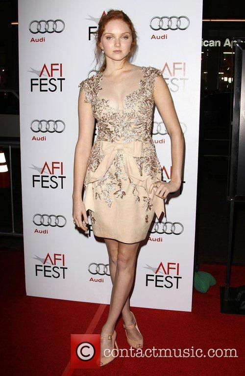 Lily Cole 2009 AFI Fest - Screening Of...