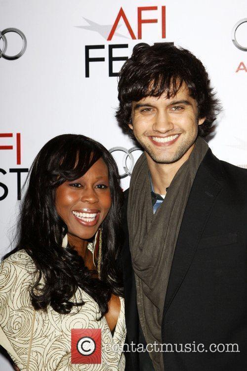 Michael Steger and Brandee Tucker 2009 AFI Fest...