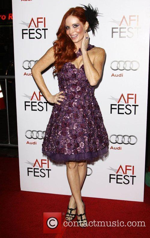 Phoebe Price 2009 AFI Fest - Screening Of...