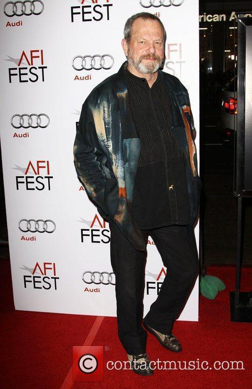 Terry Gilliam  2009 AFI Fest - Screening...