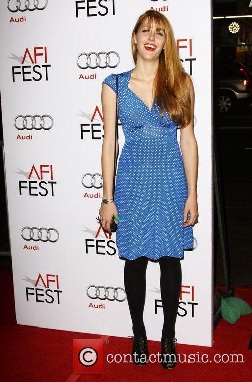 Yvonne Zima 2009 AFI Fest - Screening Of...