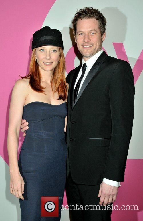 Anne Heche and James Tupper Isaac Mizrahi Live!...