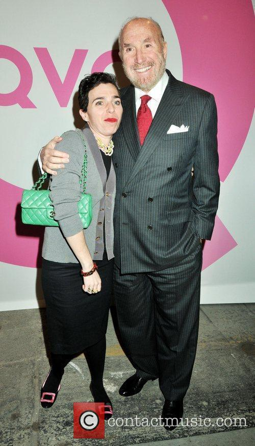 Guests Isaac Mizrahi Live! collection launch celebration at...