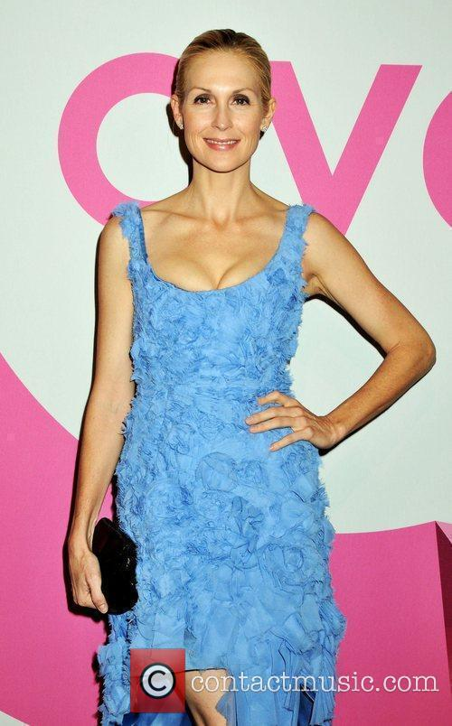 Kelly Rutherford Isaac Mizrahi Live! collection launch celebration...