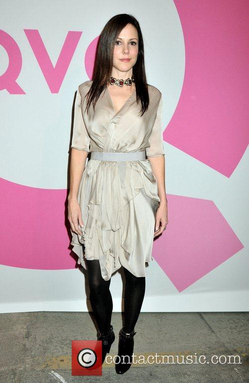 Mary Louise Parker Isaac Mizrahi Live! collection launch...