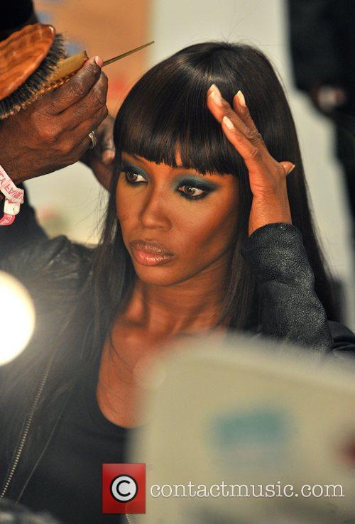 Supermodel Naomi Campbell 4