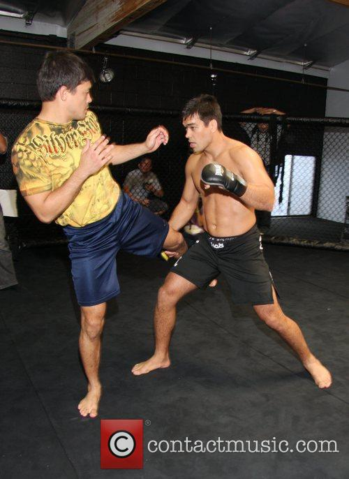 The Ultimate Fighting Championship (UFC) held an open...