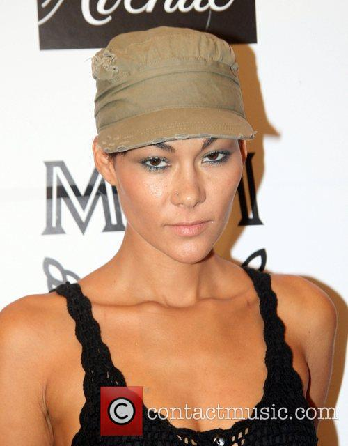 America's Next Top Model Contestant Jade 1